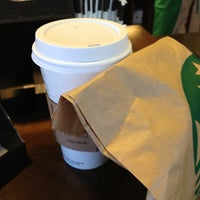 Photo taken at Starbucks by Tracie on 2/28/2013