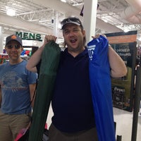 Photo taken at Dick's Sporting Goods by Tracie on 5/26/2013