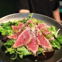 Photo taken at Bonsai Sushi II by Karen on 7/12/2013