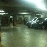 Photo taken at Bank Bukopin S.Parman, Jakarta by Kiky P. on 12/25/2012