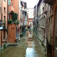 Photo taken at La piccola Venezia - Finestra Sul Reno by Marco A. on 1/5/2013