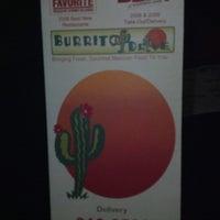 Photo taken at Burrito Drive by Carmen Sandiego 👢👣👣💄🗽 on 10/5/2012