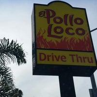Photo taken at El Pollo Loco by Pegah Y. on 12/22/2014