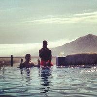 Photo taken at Pueblo Bonito Sunset Beach Resort & Spa by Nicholas S. on 6/29/2013