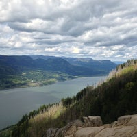 Photo taken at Angels Rest by Ian C. on 4/28/2013