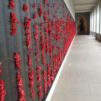 Photo taken at Australian War Memorial by Michael W. on 2/20/2013