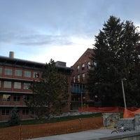 Photo taken at Montana State University by David F. on 10/19/2012