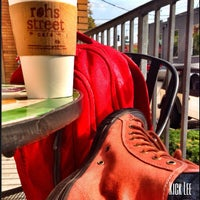 Photo taken at Rohs Street Cafe by Kick L. on 8/22/2013