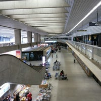 Photo taken at Aeroporto Internacional de Confins / Tancredo Neves (CNF) by Renilson S. on 9/29/2013