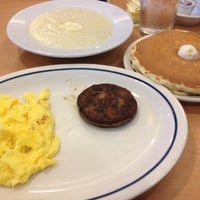 Photo taken at IHOP by Kyra on 4/26/2013