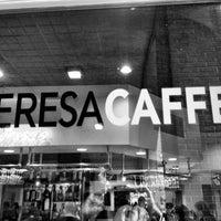 Photo taken at Teresa Caffé by Javier V. on 1/13/2013