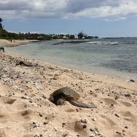 Photo taken at Kukio Beach @ Four Seasons by Joel on 6/28/2013
