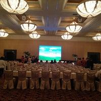Photo taken at Grand Ballroom - Hotel Mulia Senayan, Jakarta by RiO S. on 5/2/2013