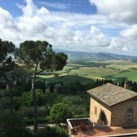 Photo taken at Pienza by Nic C. on 6/4/2016