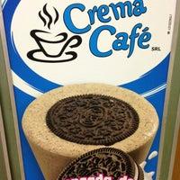 Photo taken at Crema Café by Alex on 2/2/2013