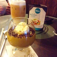 Photo taken at EXCELSO Café by Winda on 11/12/2014