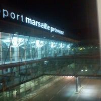 Photo taken at Marseille-Provence Airport (MRS) by Irina B. on 4/13/2013