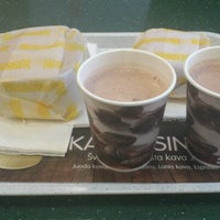 Photo taken at Hesburger - Lasnamäe Centrum by Mihhail S. on 12/11/2012