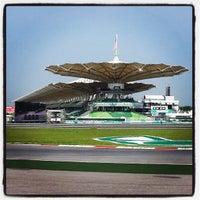 Photo taken at Sepang International Circuit (SIC) by Peter L. on 3/22/2013