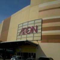 Photo taken at AEON Bandaraya Melaka Shopping Centre by Chew J. on 10/26/2012