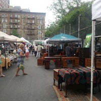 Photo taken at Columbus Ave Flea Market by Alya S. on 6/16/2013