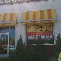 Photo taken at McDonald's by Wanda C. on 4/10/2013