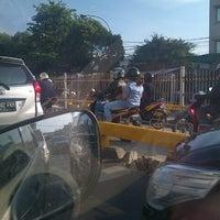 Photo taken at mampang prapatan raya - warung buncit by Rahdiansyah R. on 12/7/2012