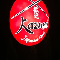 Photo taken at Kazumi by Luis Paulo V. on 3/3/2012