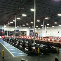 Photo taken at K1 Speed Santa Clara by Dennis B. on 6/16/2012