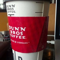 Photo taken at Dunn Bros Coffee by Loralee G. on 3/25/2012