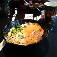 Photo taken at Tokyo Joe's by Guile on 1/12/2012