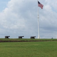 Photo taken at Fort Macon Visitors Center by Miche R. on 8/30/2012