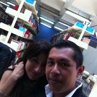 "Photo taken at Biblioteca ""C. P. Alfredo Adam Adam"" by Miguel Angel V. on 3/13/2012"