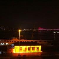 Photo taken at İskele Livar Balıkevi by Tolga Y. on 5/13/2012