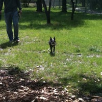Photo taken at Windsor Heights Dog Park by Kelly S. on 5/21/2011