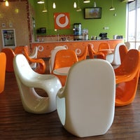 Photo taken at Orange Leaf by Donna S. on 2/23/2012