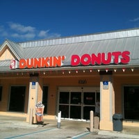 Photo taken at Dunkin Donuts by Sergio R. on 11/13/2011