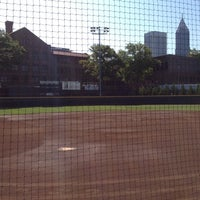 Photo taken at Shirley Clements Mewborn Field by rob h. on 4/8/2012