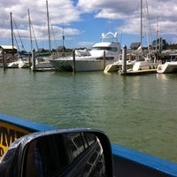 Photo taken at Opua Ferry by Eric P. on 12/8/2011