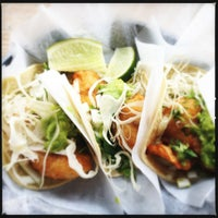 Photo taken at Pinche Taqueria by Scott on 3/24/2012