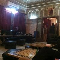Photo taken at Grand Hotel Tazi by Inaki H. on 12/22/2011