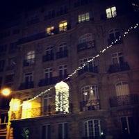 Photo taken at Rue Lecourbe by Johanna M. on 11/25/2011