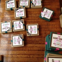 Photo taken at The Bang Candy Company by Ron W. on 12/15/2011