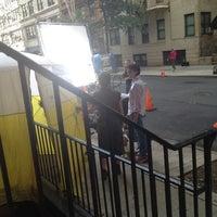 Photo taken at Gossip Girl Set by Liza A. on 8/10/2012