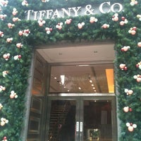 Photo taken at Tiffany & Co. by Nayoko on 1/4/2012
