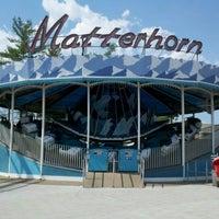 Photo taken at Matterhorn by JP W. on 7/17/2012