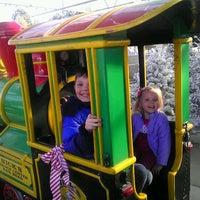 Photo taken at Nicks Garden Center & Farm Market by Kris M. on 12/10/2011