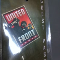 Photo taken at United Front Games by Andrew K. on 1/20/2011