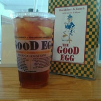 Photo taken at The Good Egg by Carrie F. on 5/11/2012