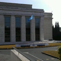 Foto tomada en Palais des Nations por C M. el 3/7/2012